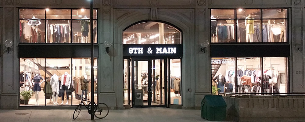Shoptiques Boutique: 8th & Main