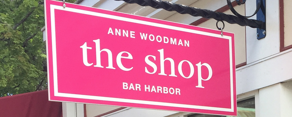 Shoptiques Boutique: Anne Woodman - The Shop