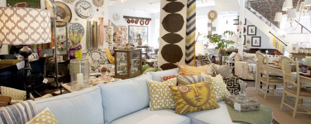 Shoptiques Boutique: Blue Raccoon Home Furnishings