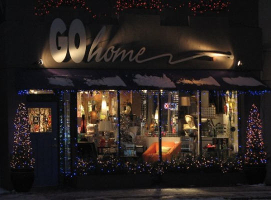 Shoptiques Boutique: Go Home Furnishings & Gifts