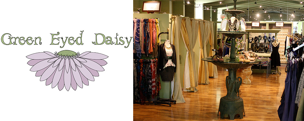 Shoptiques Boutique: Green Eyed Daisy