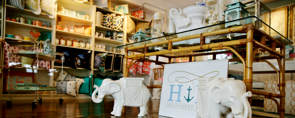 Shoptiques Boutique: Highpoint Home