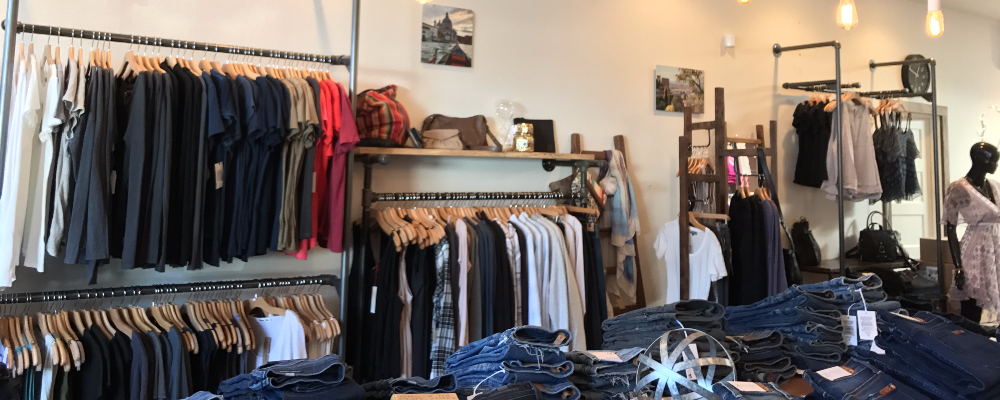 Shoptiques Boutique: Indigo denim bar