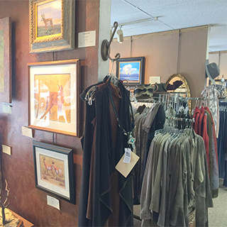 3eab31434bace1 Best Known For: Voted #1 Boutique and #1 Gallery in Carbon County. Shop · Laura  M ...