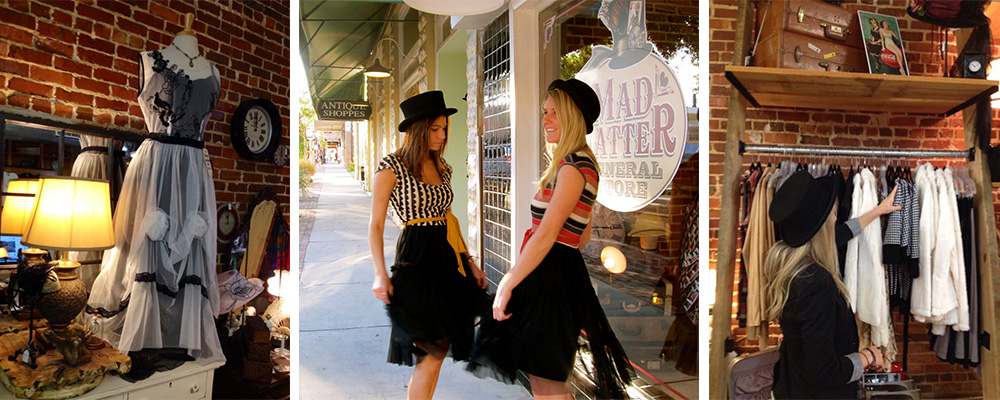 Shoptiques Boutique: Mad Hatter General Store