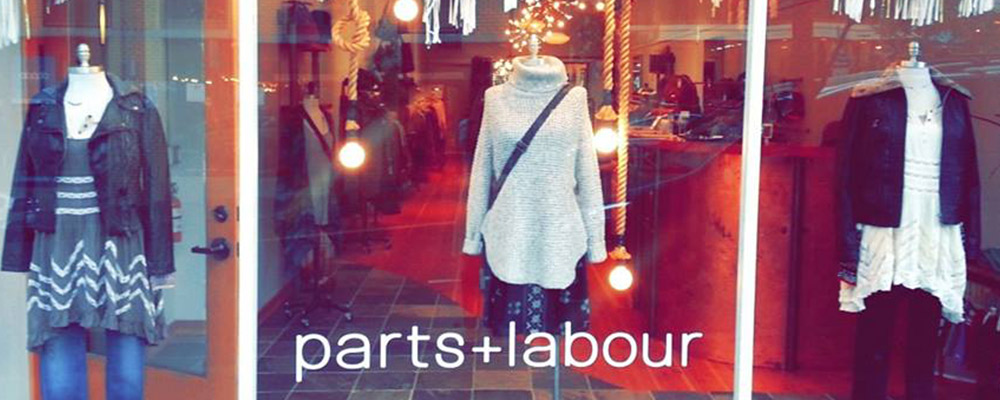 Shoptiques Boutique: Parts + Labour