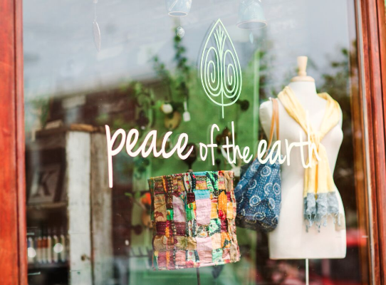 Shoptiques Boutique: Peace of the Earth