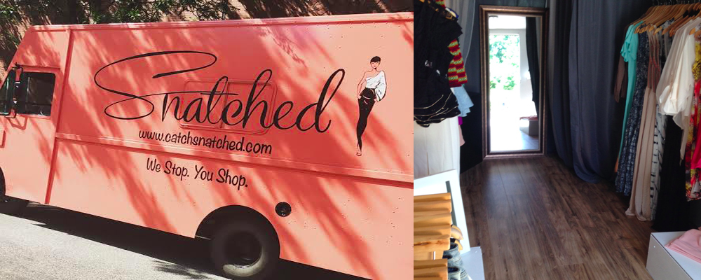 Shoptiques Boutique: Snatched Fashion Truck