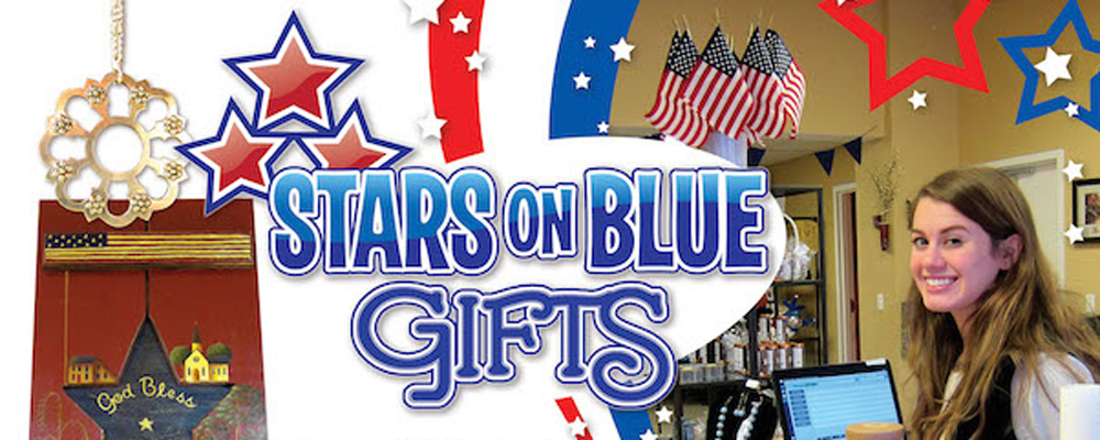 Shoptiques Boutique: Stars on Blue Gifts