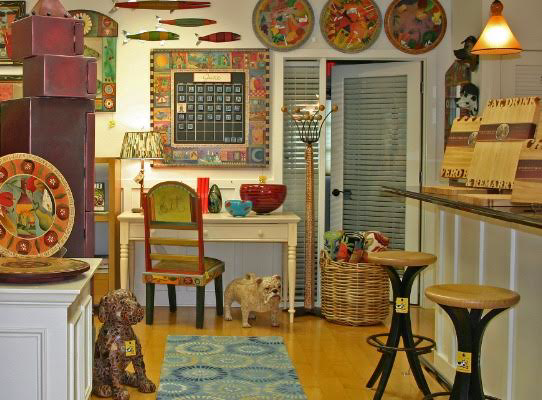 Shoptiques Boutique: The Laughing Dog Gallery