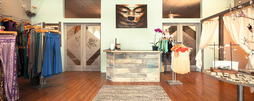 Shoptiques Boutique: Yoga Centered Studio & Boutique