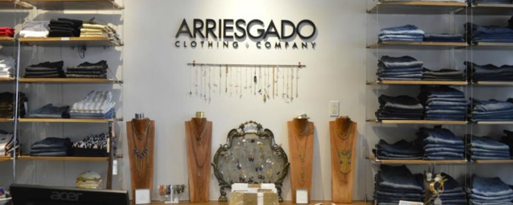 Shoptiques Boutique: Arriesgado Clothing Company