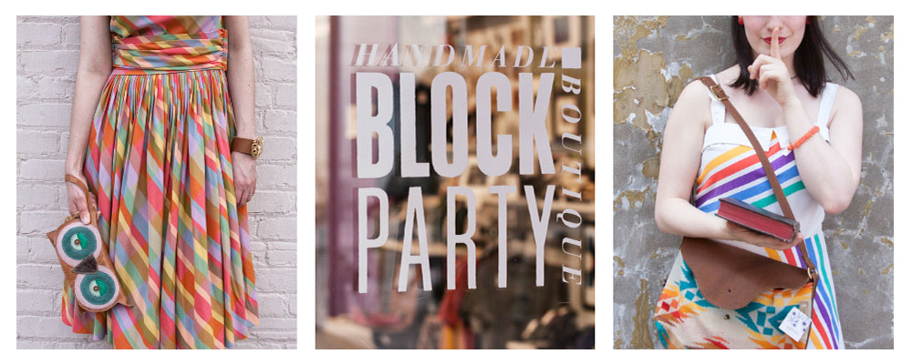 Shoptiques Boutique: Block Party Handmade Boutique