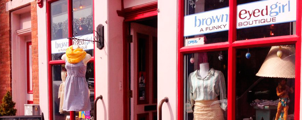 About Us TheBrownEyedGirl Boutique