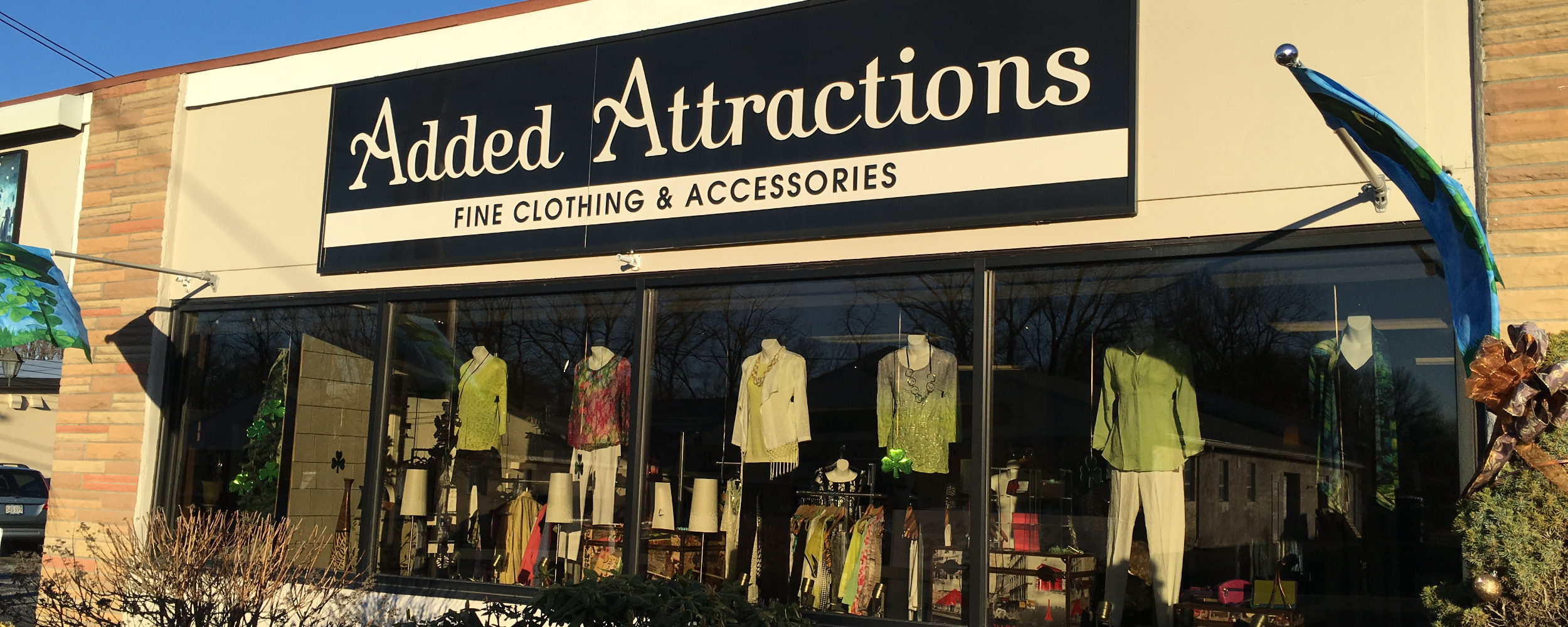 Shoptiques Boutique: Carol K's Added Attractions