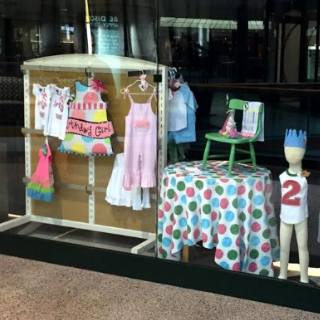 450beb5335621 Best Known For: Specialty children's clothing boutique.