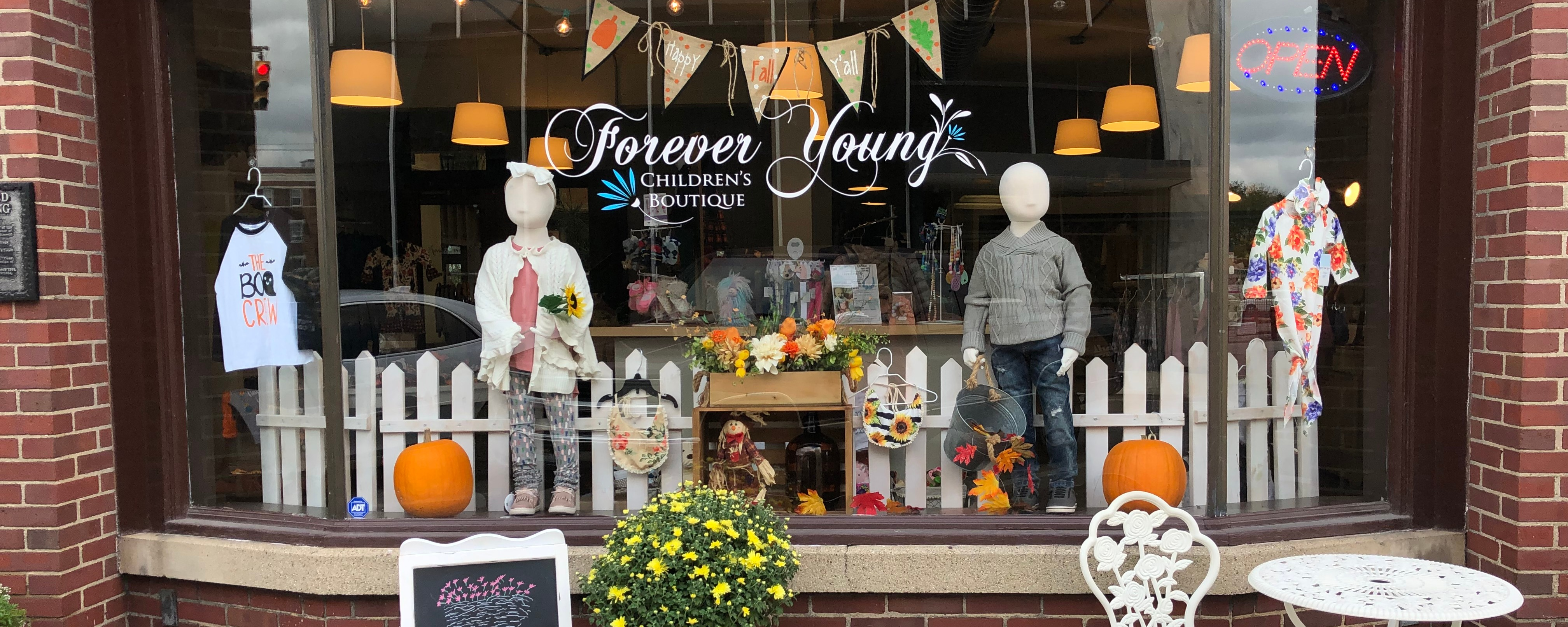 Shoptiques Boutique: Forever YOUNG Children's Boutique