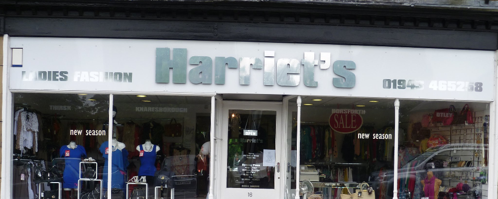 Shoptiques Boutique: Harriets Clothing
