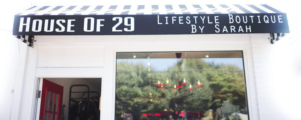 Shoptiques Boutique: House of 29 Lifestyle Boutique by Sarah