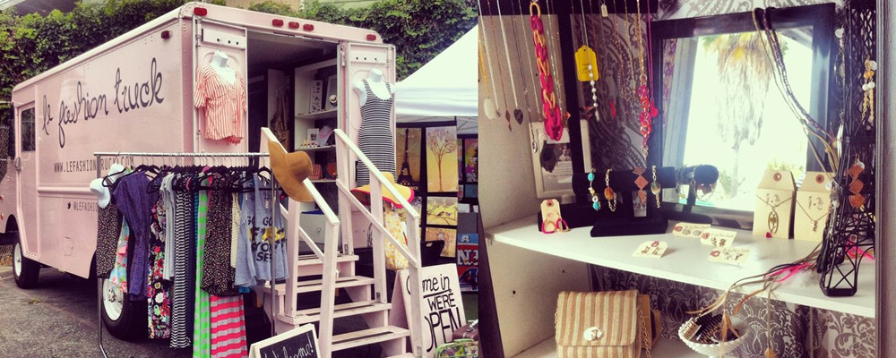 Shoptiques Boutique: Le Fashion Truck