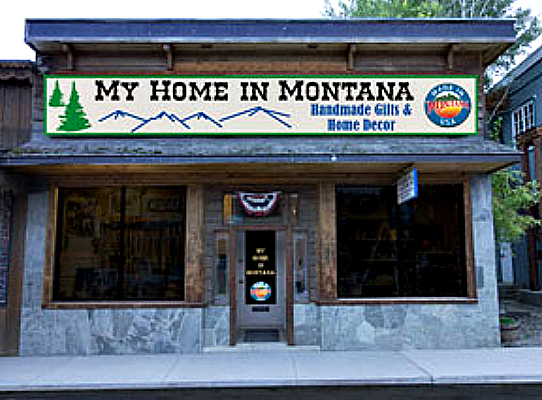 Shoptiques Boutique: My Home In Montana