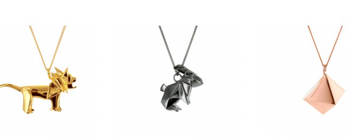 Shoptiques Boutique: Origami Jewellery Paris