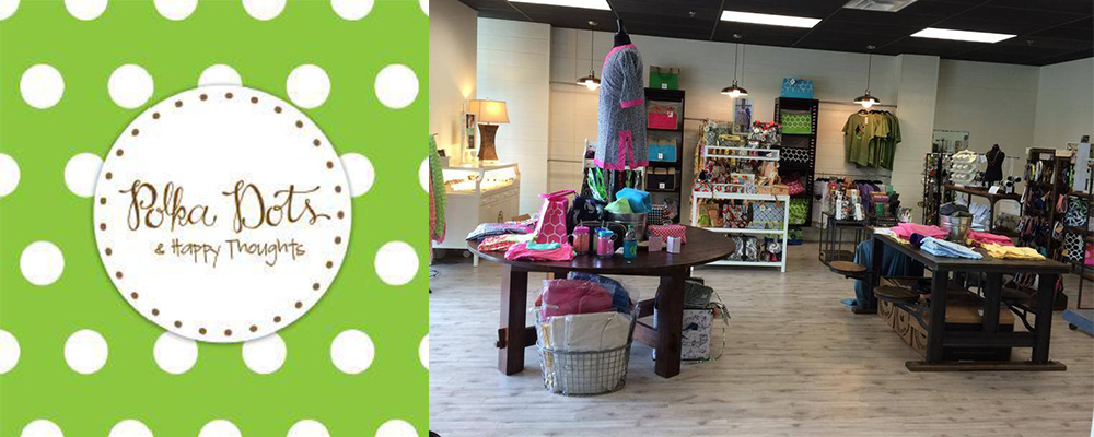 Shoptiques Boutique: Polka Dots and Happy Thoughts