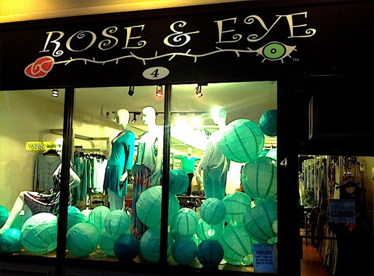 Shoptiques Boutique: Rose & Eye
