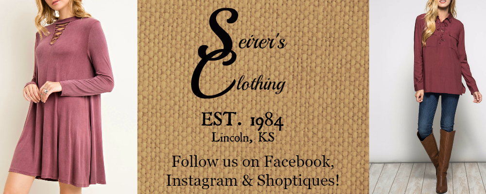 Shoptiques Boutique: Seirer's Clothing