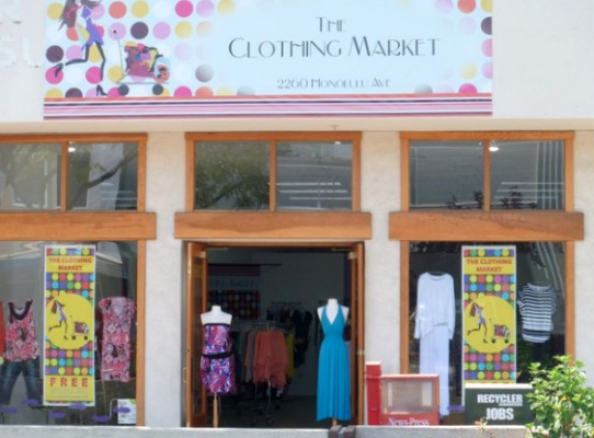 Shoptiques Boutique: The Clothing Market