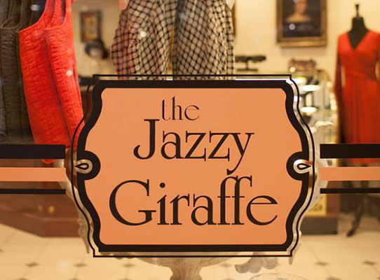 Shoptiques Boutique: The Jazzy Giraffe