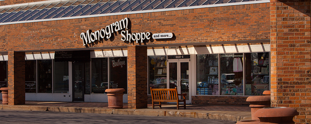 Shoptiques Boutique: The Monogram Shoppe