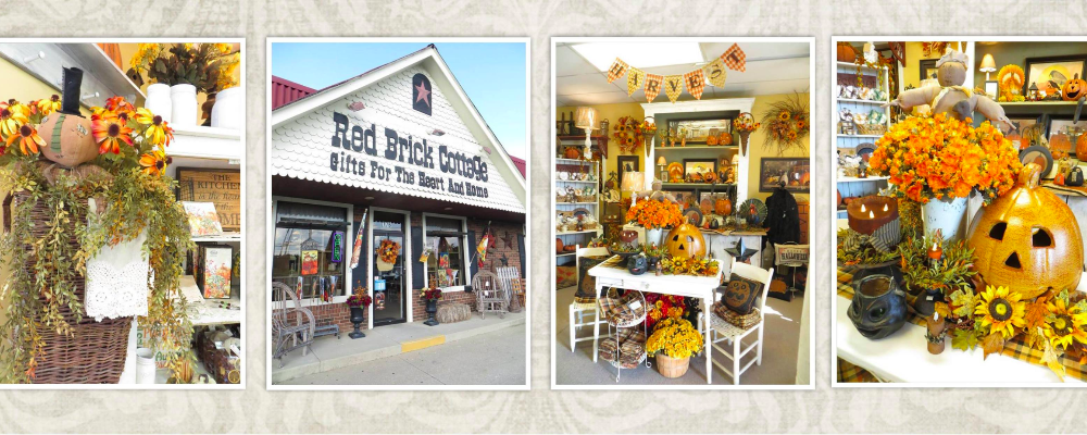 Shoptiques Boutique: The Red Brick Cottage