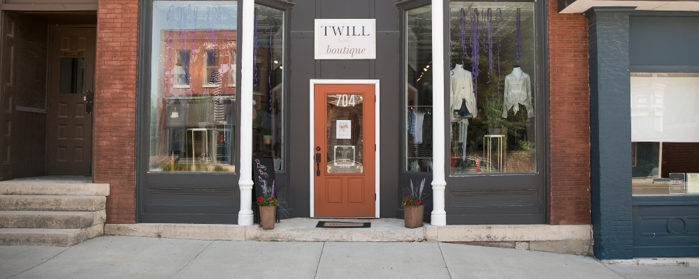 Shoptiques Boutique: twill tradE