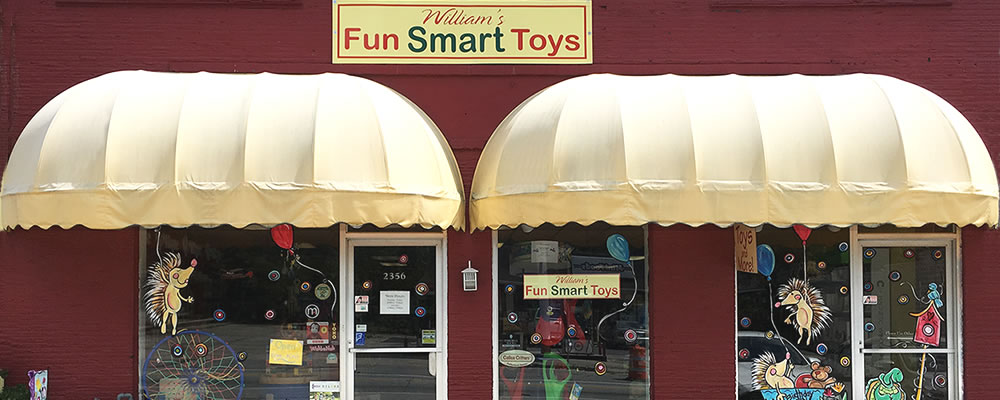 Shoptiques Boutique: William's Fun Smart Toys