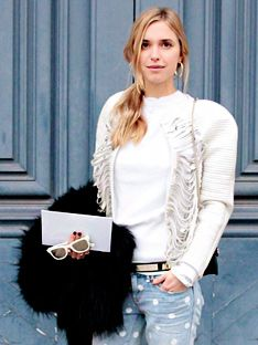 Shoptiques Paris Street Style: Ready-to-Wear Fall 2013