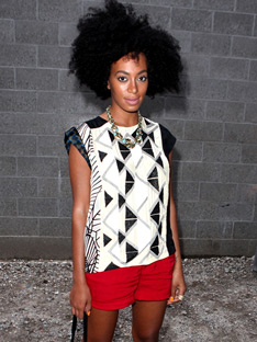 Shoptiques Style Starter: Solange Knowles