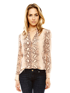 Shoptiques How to Wear Snakeskin Print