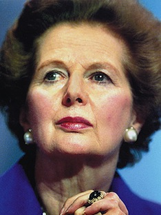 Shoptiques Looking Back: <br> Margaret Thatcher