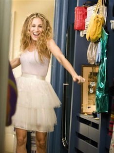 Shoptiques Why You Don't Want to be Carrie Bradshaw