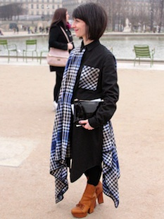 Shoptiques How to Wear:<br> Plaid for your Body