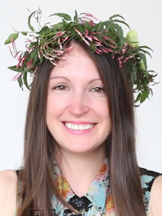 Shoptiques How to Make a Flower Crown