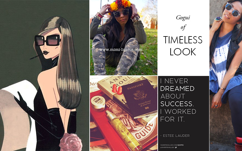 Shoptiques Style Insider: Timeless Look