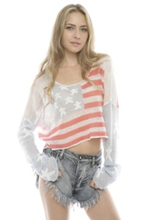 Shoptiques Look of the Day: Patriotic for Presidents' Day