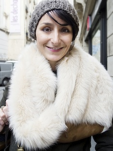 Shoptiques Street Style Paris: A Wintery Mix