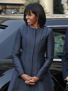 Shoptiques Michelle Obama's Affordable Style
