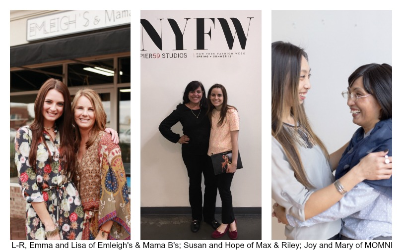 Shoptiques 9 Life Lessons from Inspiring Mother-Daughter Teams