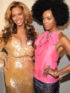 Shoptiques In Their DNA: Beyonce and Solange Knowles