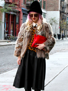 Shoptiques Street Style NYC: Colder Cues