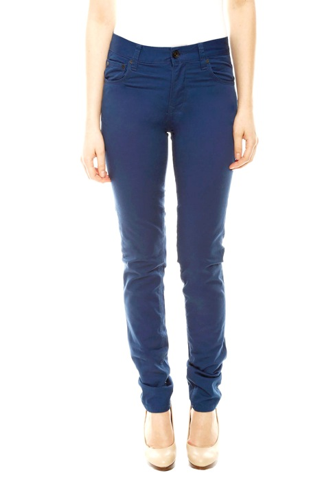 Shoptiques SlideShow Colored Denim